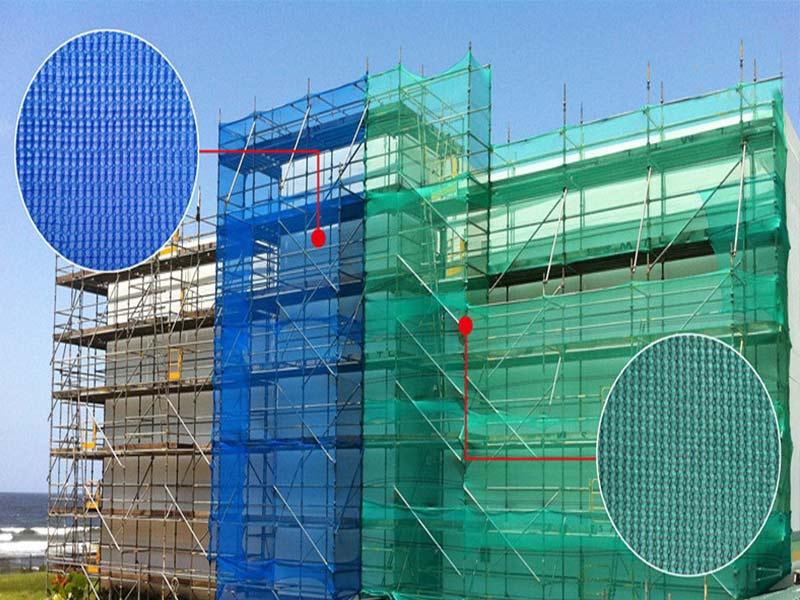 Red de Seguridad de Construcción